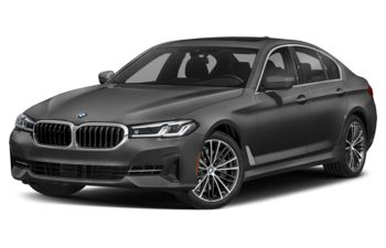 2021 BMW 530 - Bluestone Metallic