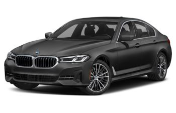 2021 BMW 540 - Dark Graphite Metallic