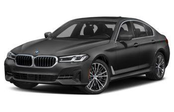 2021 BMW 540 - Dark Graphite Metallic