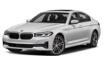 2021 BMW 540 - Bernina Grey Amber Metallic