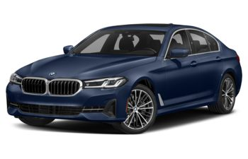 2021 BMW 530 - Tanzanite Blue Metallic