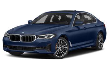 2021 BMW 540 - Phytonic Blue Metallic
