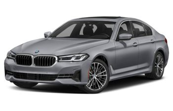 2021 BMW 530 - Alvite Grey Metallic