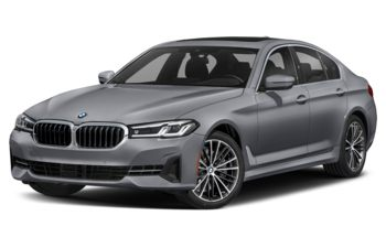 2021 BMW 540 - Bluestone Metallic