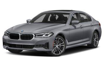 2021 BMW 540 - Bluestone Metallic