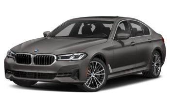 2021 BMW 540 - Aventurine Red Metallic