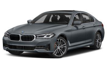 2021 BMW 540 - Bernina Grey Amber Metallic