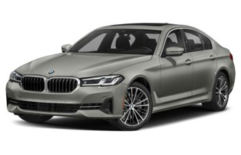 2021 BMW 530 - Brilliant White Metallic