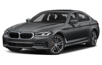 2021 BMW 540 - Alvite Grey Metallic