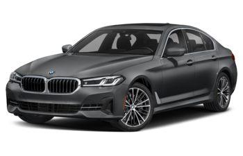 2021 BMW 540 - Alvite Grey Metallic
