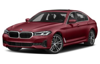 2021 BMW 530 - Frozen Dark Silver