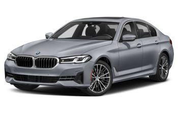 2021 BMW 540 - Frozen Cashmere Silver