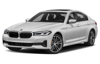2021 BMW 540 - Frozen Brilliant White