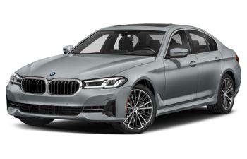 2021 BMW 530 - Jet Black