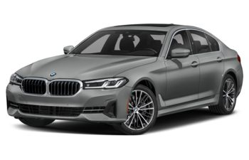 2021 BMW 540 - Frozen Dark Silver