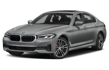 2021 BMW 540 - Frozen Dark Silver