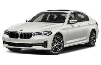 2021 BMW 530 - Mineral White Metallic