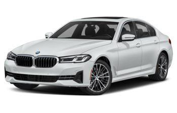 2021 BMW 540 - Frozen Brilliant White