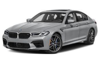 2021 BMW M5 - Donington Grey Metallic