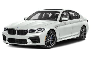 2021 BMW M5 - Alpine White