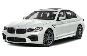 2021 BMW M5 - Alpine White