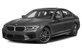 2021 BMW M5 - Brands Hatch Grey