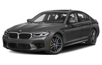 2021 BMW M5 - Brands Hatch Grey