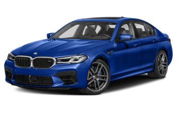 2021 BMW M5 - Bluestone Metallic