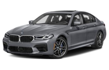 2021 BMW M5 - Motegi Red Metallic