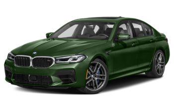 2021 BMW M5 - Aventurine Red Metallic
