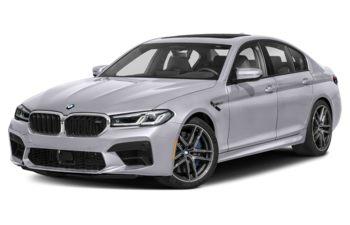 2021 BMW M5 - Frozen Bluestone Metallic