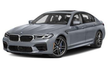 2021 BMW M5 - Pure Metal Silver