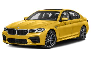 2021 BMW M5 - Frozen Marina Bay Blue