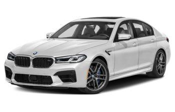2021 BMW M5 - Frozen Dark Silver