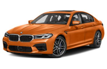 2021 BMW M5 - Frozen Brilliant White