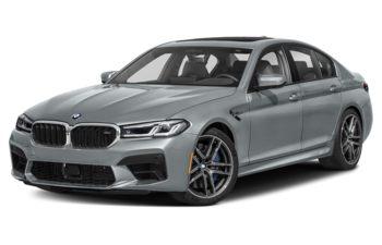 2021 BMW M5 - Frozen Cashmere Silver
