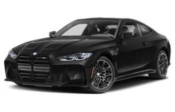 2021 BMW M4 - Black Sapphire Metallic