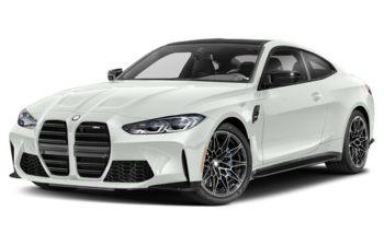 2021 BMW M4 - Alpine White