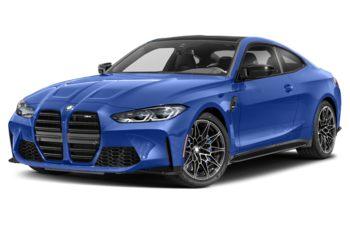 2021 BMW M4 - Portimao Blue Metallic