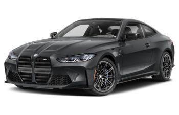 2021 BMW M4 - Dravit Grey Metallic