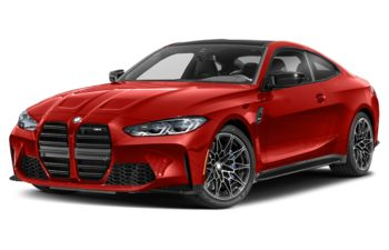 2021 BMW M4 - Toronto Red Metallic