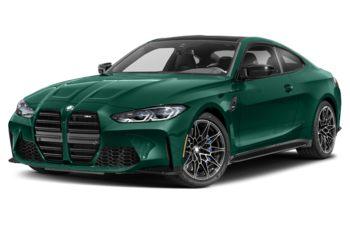 2021 BMW M4 - Isle of Man Green Metallic