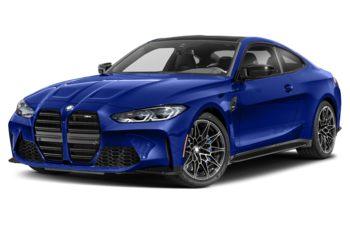 2021 BMW M4 - Frozen Portimao Blue Metallic