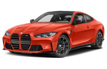 2021 BMW M4 - Frozen Orange