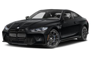 2021 BMW M4 - Frozen Black