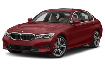 2021 BMW 330e - Melbourne Red Metallic