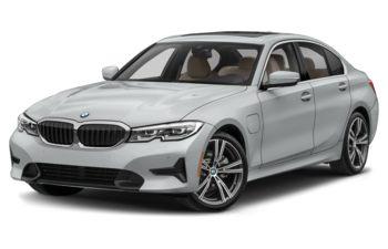 2021 BMW 330e - Glacier Silver Metallic