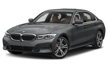 2021 BMW 330e - Mineral Grey Metallic