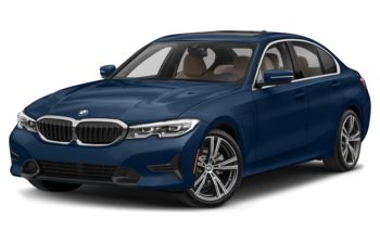 2021 BMW 330e - Mediterranean Blue Metallic