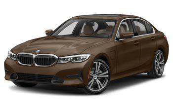 2021 BMW 330e - Vermont Bronze Metallic